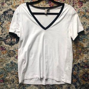 ASOS contrast T-shirt